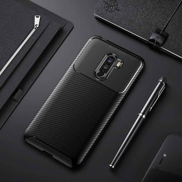 Xiaomi Pocophone F1 Negro Kılıf