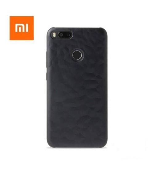 Xiaomi Mi A1 - 5X Dokulu Sert Kılıf - Orijinal