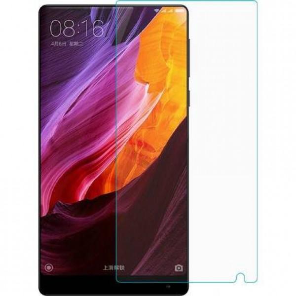 Xiaomi Mİ Mix 2s Nano Ekran Koruyucu + Silikon Kılıf