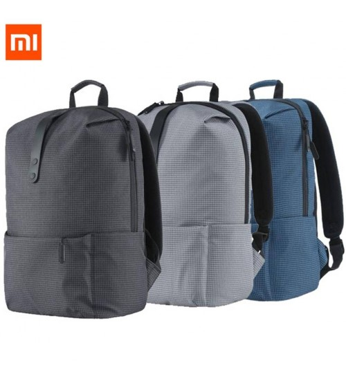 """Xiaomi Kolej 20L Çanta Su Geçirmez 15.6"""" Laptop Çantası"""
