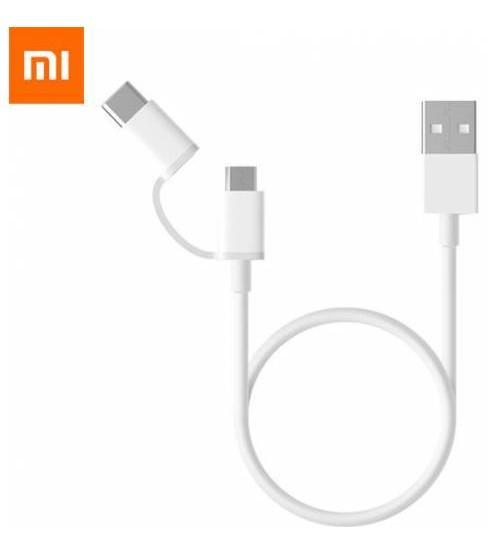 Xiaomi İkisi Bir Arada Type-C Ve Micro ...