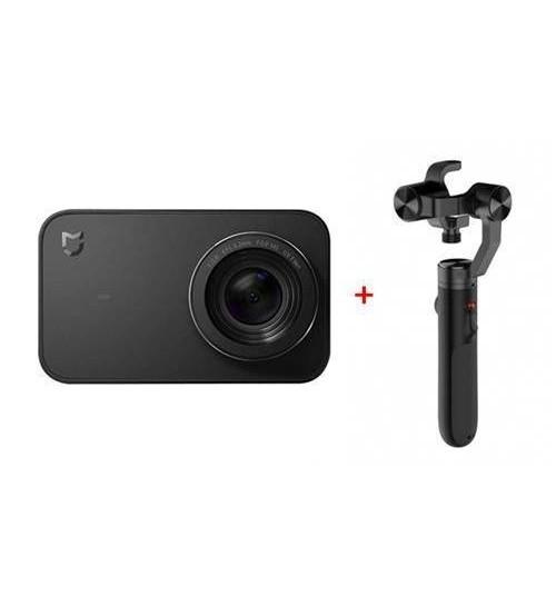 Xiaomi Mijia Mini 4K Aksiyon Kamera Seti + Gimbal