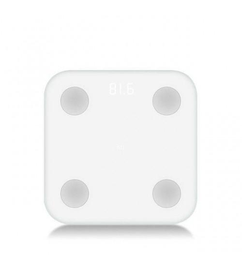 Xiaomi Mi 2.Nesil Bluetooth Akıllı Tartı - Yağ Ölçer Fonksiyonlu
