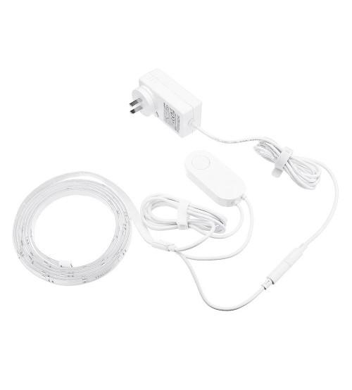 Yeelight LED ışık şeridi 1S Beyaz YLDD05YL 2 metre RGB Wifi