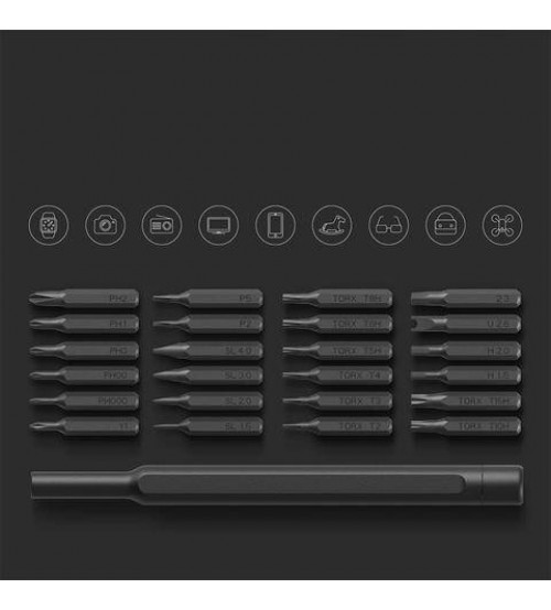 Xiaomi Mijia Wiha 24lü Hassas Tornavida Seti
