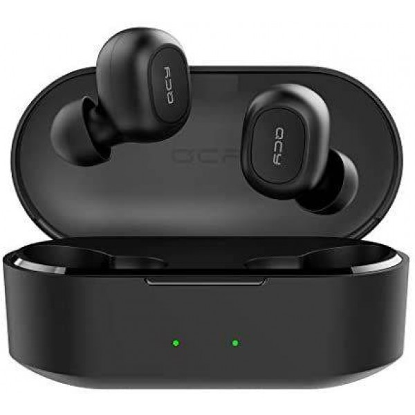 QCY T2C Çift Mikrofonlu Bluetooth V5.0 Şarj Edilebilir Kulaklık
