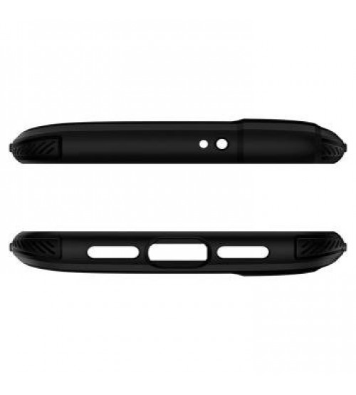 Xiaomi Mi 9 Kılıf, Spigen Rugged Armor