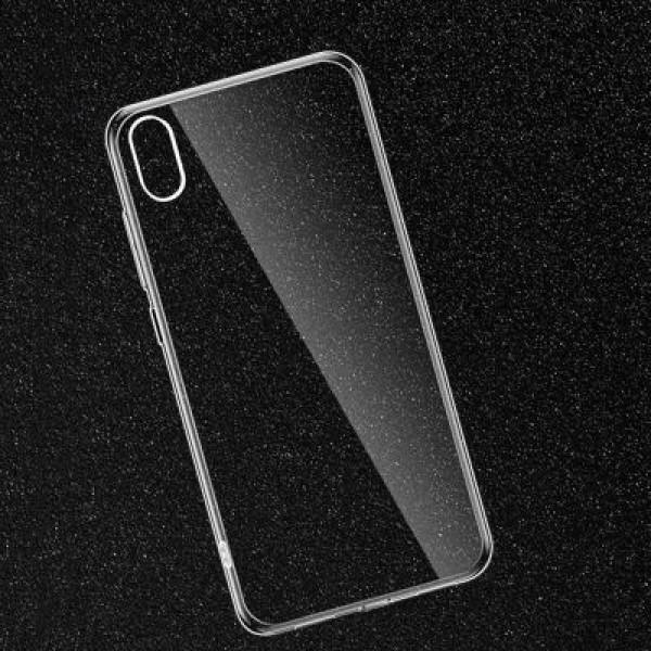 Xiaomi Redmi 7 Kılıf Zore Süper Silikon