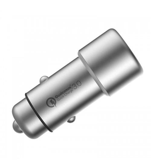 ZMI AP821 QC-3.0 36W Hızlı Çift Çıkışlı Araç Şarj Cihazı