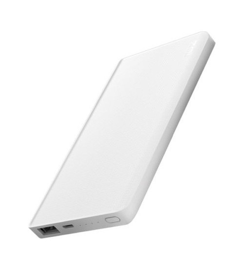 ZMI Ultra Slim 5000 mAh Taşınabilir Şarj Cihazı Beyaz
