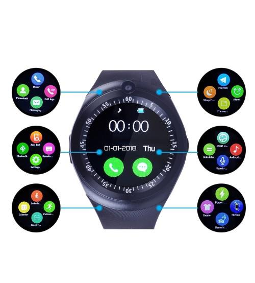 Sentar Y1S Sim Kart Destekli Akıllı Saat