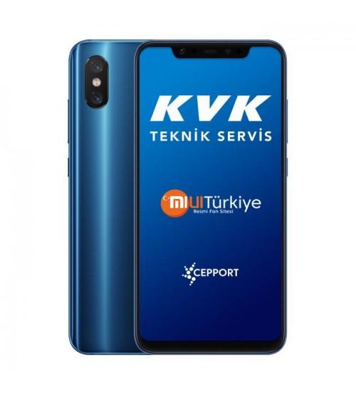 KVK Garantili Xiaomi Mi 8 (6GB / 64GB)