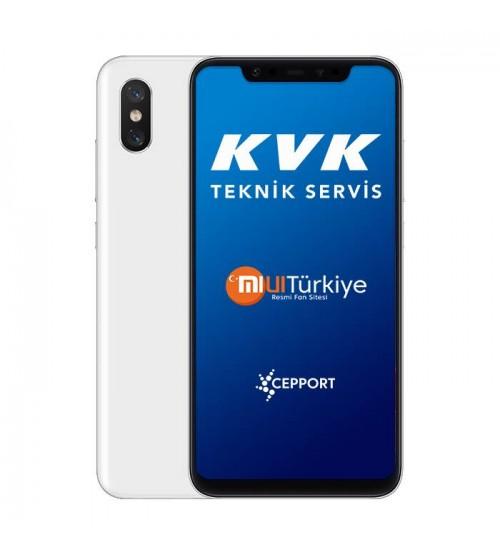 KVK Garantili Xiaomi Mi 8 (6GB / 128GB)