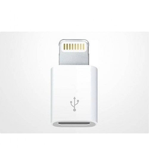 Apple Lightning - Micro USB Adaptörü