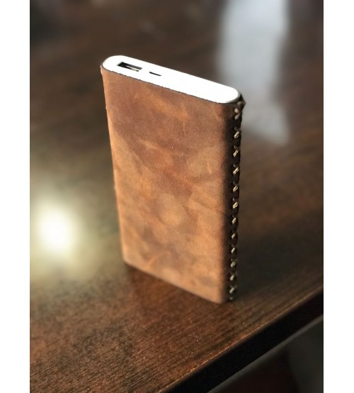 Xiaomi 10000 Mah Powerbank 2 (Slim) Deri Kılıfı