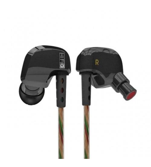 Kz HD9 Hi-Fi Bakır Sürücülü Mikrofo...