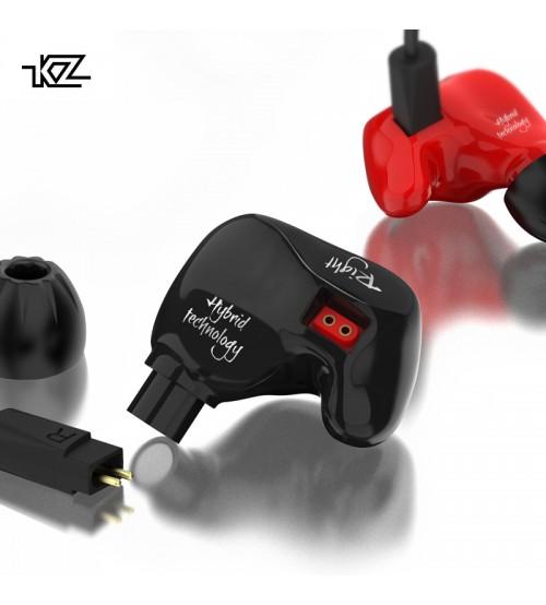 KZ ZS4 BA + DD Driver Bass - Hifi Kulaklık (KZ Türkiye Garantili)