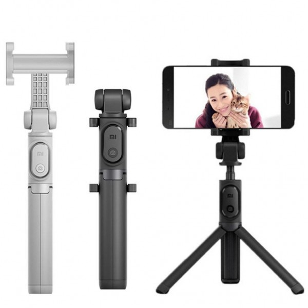 Xiaomi İkisi Bir Arada Bluetooth Selfie Çubuğu - Tripod