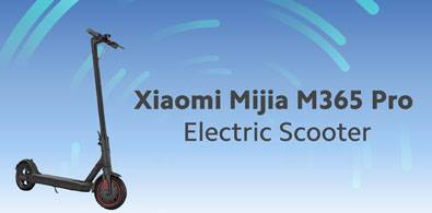 Xiaomi Scooter