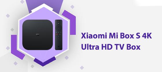 Xiaomi Mi Box S 4K Ultra HD Media Player