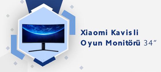 Xiaomi Kavisli Oyuncu Ekranı İncelemesi