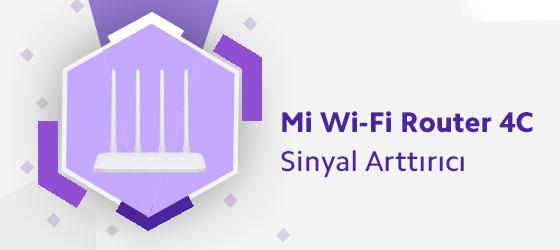 Xiaomi Mi WiFi Router 4C Sinyal Aktarıcı